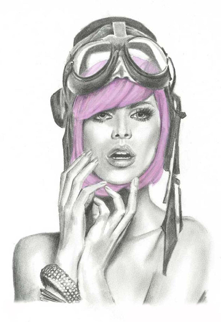 Miss Aviator - Melissa Sharplin