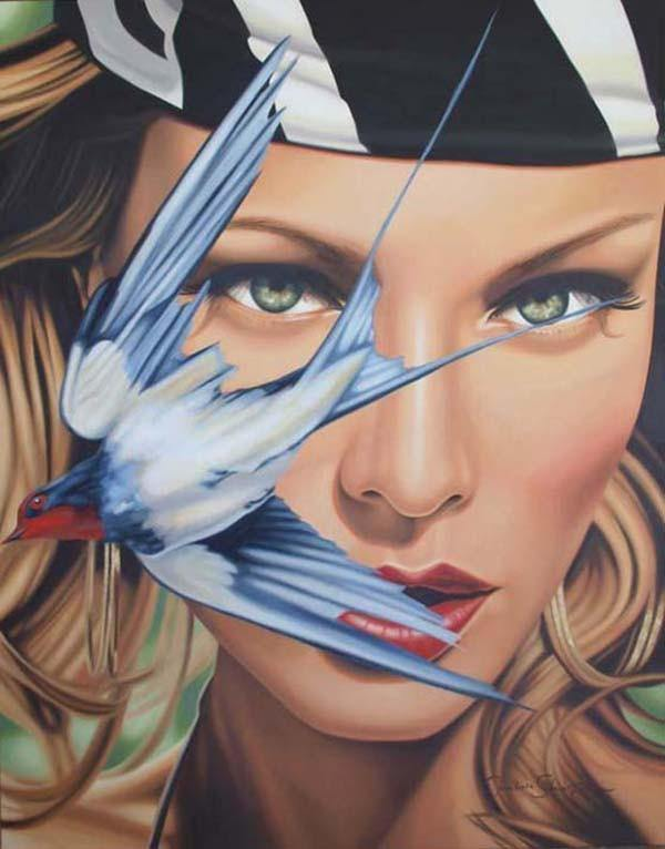 Swallow - Melissa Sharplin