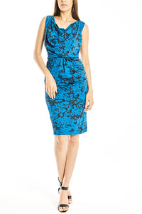 Dress Front Twist Stretch-Cotton