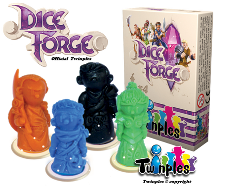 Twinples for Dice Forge™ (set of 4)