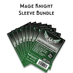 Sleeve Bundle: Mage Knight™: Ultimate Edition