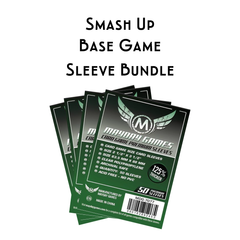 Card Sleeve Bundle: Smash Up™ - Base Game