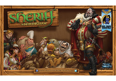 Sheriff of Nottingham Official Playmat - Top Shelf Gamer