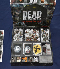 Dead of Winter: The Long Night Foamcore Insert (pre-assembled) - Top Shelf Gamer - 1