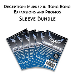 Card Sleeve Bundle: Deception™: Undercover Allies + Promos