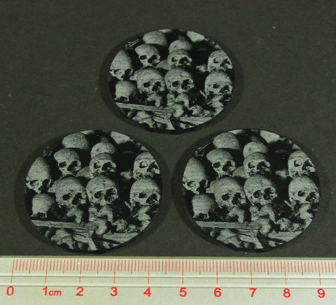 Skulls, Sealed Gate Tokens (set of 3)