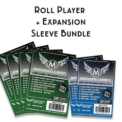 Card Sleeve Bundle: Roll Player™ + Expansion