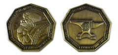 Dwarven Gold Coins (set of 10) - Top Shelf Gamer