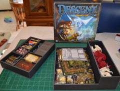 Descent 2.0 Foamcore Insert (pre-assembled) - Top Shelf Gamer - 1
