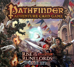 Pathfinder Adventure Card Game: Rise of the Runelords - Base Set - Top Shelf Gamer