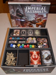 Imperial Assault Foamcore Insert (pre-assembled) - Top Shelf Gamer - 1