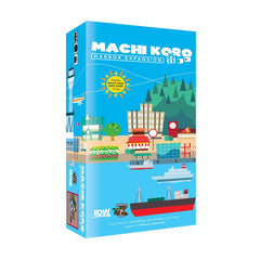 Machi Koro: Harbor Expansion  [clearance] - Top Shelf Gamer