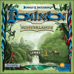 Dominion: Hinterlands  [clearance] - Top Shelf Gamer