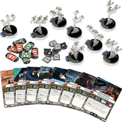 Star Wars Armada: Rebel Fighter Squadrons [clearance] - Top Shelf Gamer