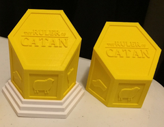 Ruler of Catan Trophy Stand - Top Shelf Gamer