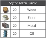 Deluxe Token Bundle for Scythe™