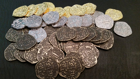 Common Metal Coin Set (set of 50)