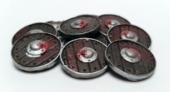 Wound (Buckler) Tokens (set of 10)