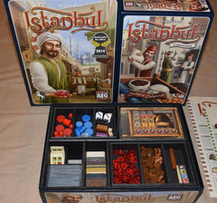 Istanbul Foamcore Insert (pre-assembled) - Top Shelf Gamer - 1