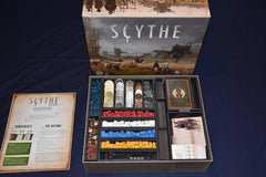 Scythe Foamcore Insert (pre-assembled) - Top Shelf Gamer - 1