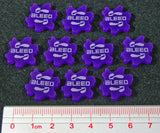 Bleed Tokens, Purple (set of 10)