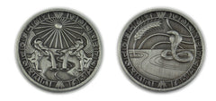Egyptian Silver Coins (set of 10) - Top Shelf Gamer