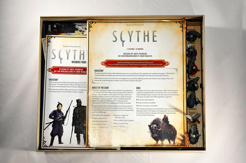 Insert compatible with Scythe™