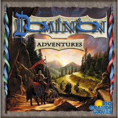 Dominion: Adventures [clearance] - Top Shelf Gamer