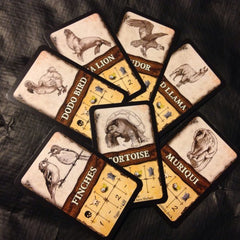 Robinson Crusoe: Adventure on the Cursed Island – Beast Cards - Top Shelf Gamer