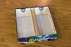 Smash Up Box Organizer with Acrylic Dividers - Top Shelf Gamer - 1