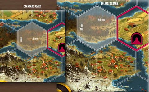 Scythe™: Game Board Extension