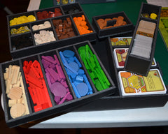Agricola Foamcore Insert (pre-assembled) - Top Shelf Gamer - 1