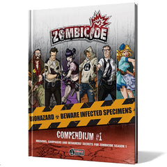 Zombicide Compendium [clearance] - Top Shelf Gamer