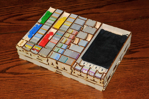 Organizer compatible with Arkwright