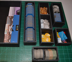 Suburbia Foamcore Insert (pre-assembled) - Top Shelf Gamer - 1