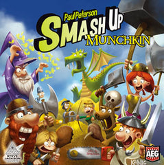 Smash Up: Munchkin - Top Shelf Gamer
