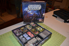 Eldritch Horror w/Expansion Foamcore Insert (pre-assembled) - Top Shelf Gamer - 1
