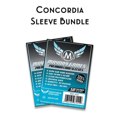 Card Sleeve Bundle: Concordia™