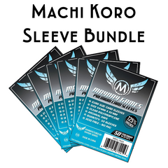 Card Sleeve Bundle: Machi Koro™, plus expansions