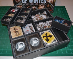 Dead of Winter Foamcore Insert (pre-assembled) - Top Shelf Gamer - 1
