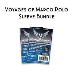 Card Sleeve Bundle: Voyages of Marco Polo™