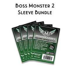 Card Sleeve Bundle: Boss Monster™ 2: The Next Level