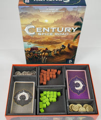 Century™: Spice Road/Golem Foamcore Insert (pre-assembled)