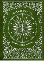 Adventure Atlas Treasure Token Set - Top Shelf Gamer - 1