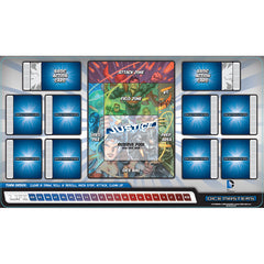 DC Comics Dice Masters: Justice League Play Mat - Top Shelf Gamer