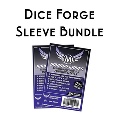 Card Sleeve Bundle: Dice Forge™
