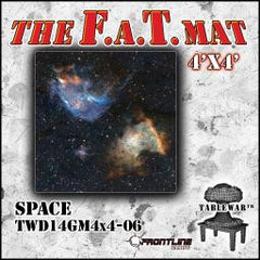 F.A.T. Mat: Space 4x4' [clearance] - Top Shelf Gamer