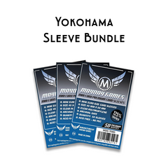Card Sleeve Bundle: Yokohama™
