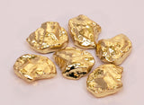 Gold Nugget Tokens (set of 10)