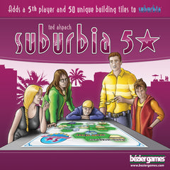 Suburbia 5★ - Top Shelf Gamer